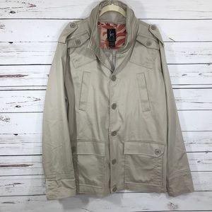 e034bdf30 Kane & Unke Men's Safari Style Utility Jacket